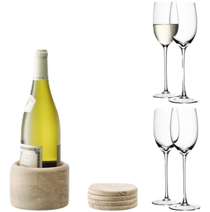 Wine White Wine Set - Wedding Gift Registry Nigeria
