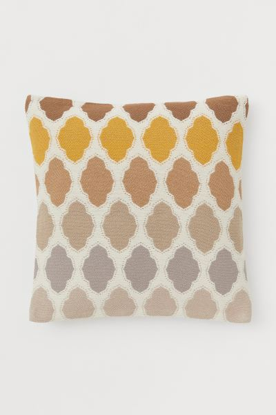 Jacquard Weave Cushion Cover