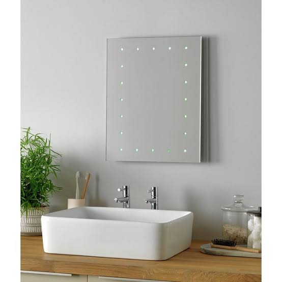 Ashbourne LED Bathroom Mirror