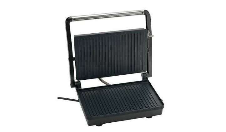 Cookworks 2 Portion Panini Press