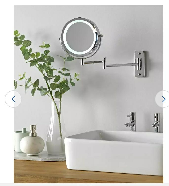 Randolph LED Bathroom Mirror