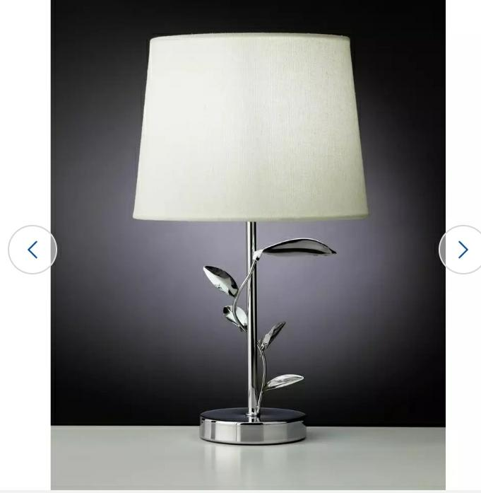 Ashley Leaf Table Lamp