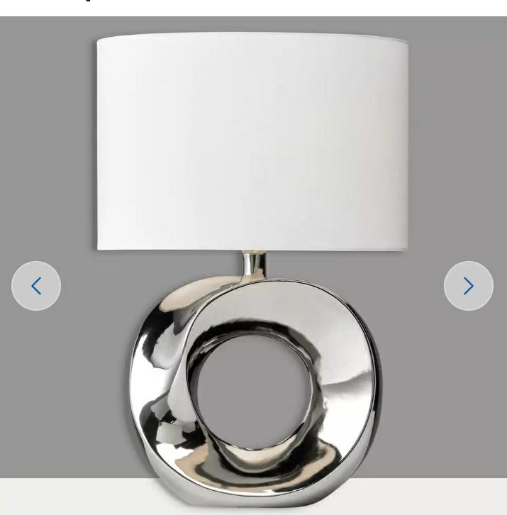 Loop Table Lamp