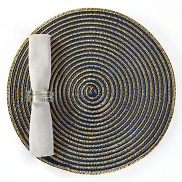 Swirl Placemat - Wedding Gift Registry Nigeria