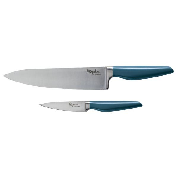 Ayesha Curry Japanese Cooking Knives, Set of 2