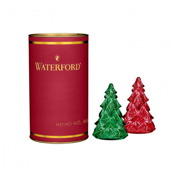 Waterford Red & Green Mini Tree - Wedding Gift Registry Nigeria