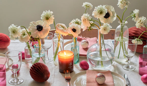 Easter Tablescape Styling