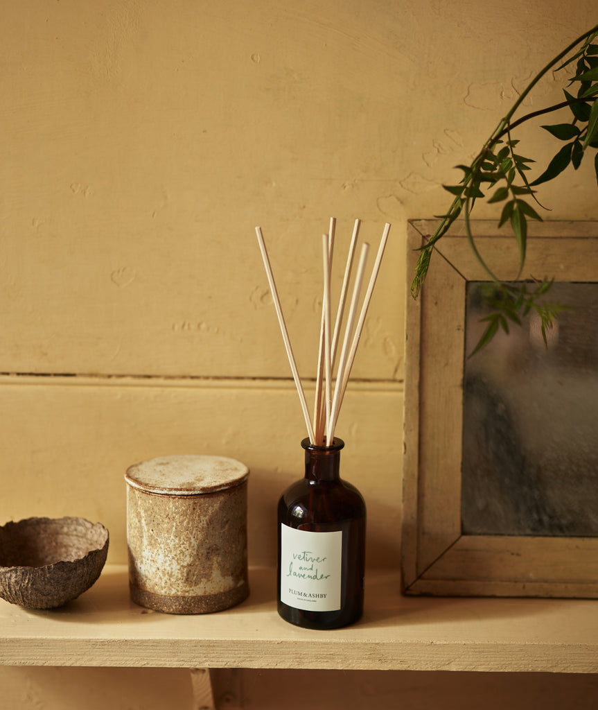 vetiver and lavender diffuser