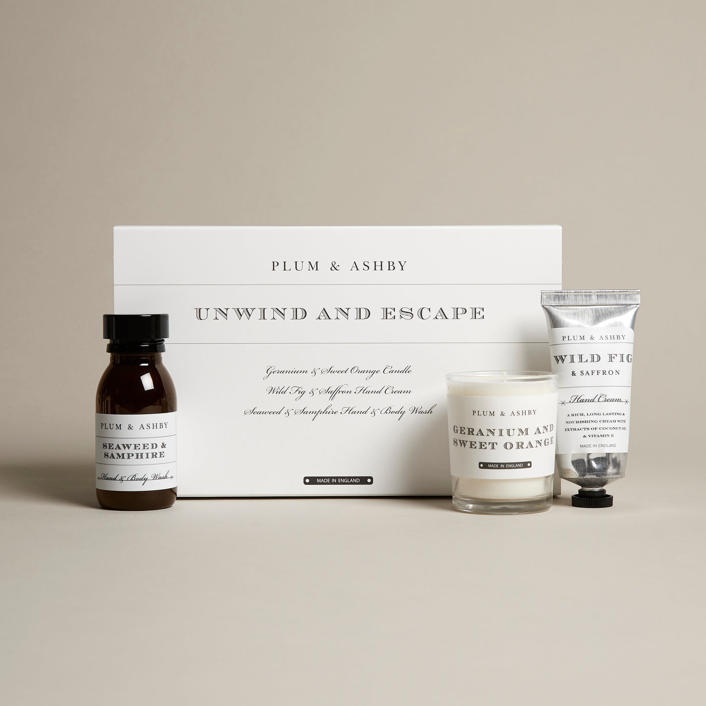 Gift Set Unwind & Escape