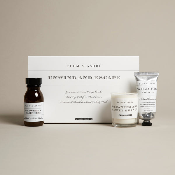 Gift Set 'Unwind & Escape'