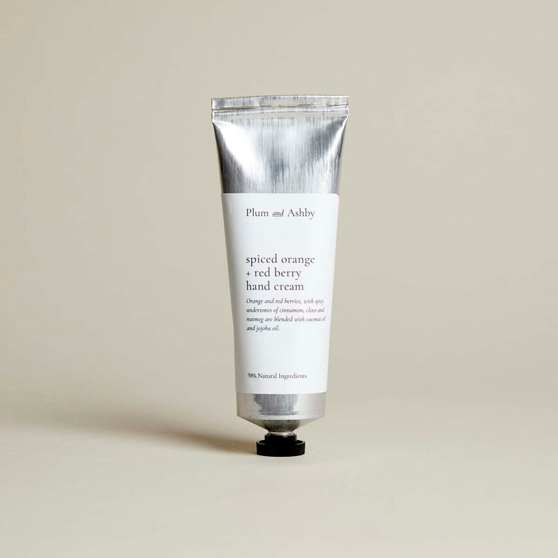 Spiced Orange & Red Berry Hand Cream
