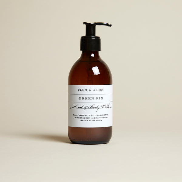 Green Fig Hand & Body Wash