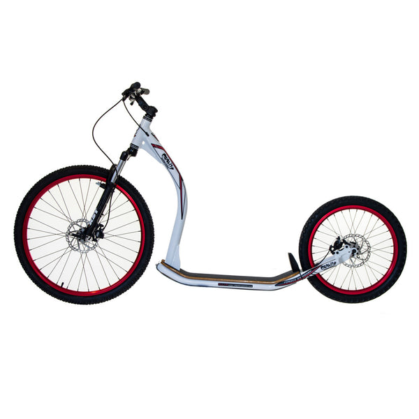 PULKA SCOOTER - Trottinett - GRAVITY - Scootersport - 2