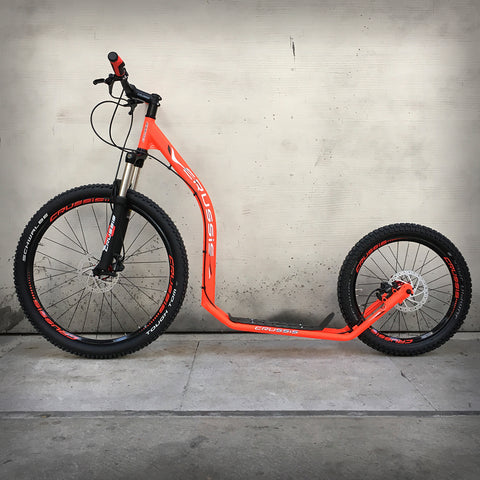 CRUSSIS CROSS SCOOTER