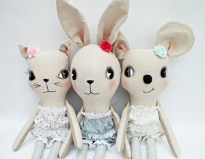 56cm grande dolls cami & bloomer set