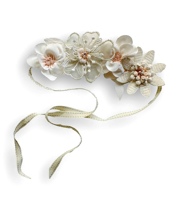 flower headpiece for 56cm dolls