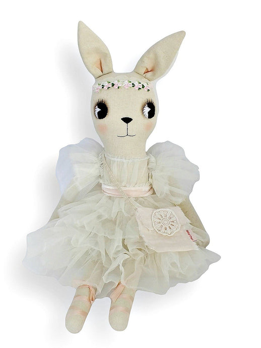 MADE TO ORDER 54cm rowan dolls ~ tulle/lace confection.