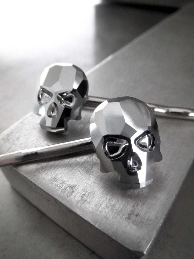 Hair Care & Styling Health & Beauty Skull Bobby Hair Pin