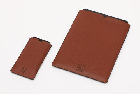 Tablet sleeve og phone cover