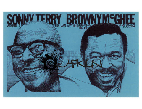 Sonny Terry and Browny McGhee - AWHQ - January 16 - 20, 1973