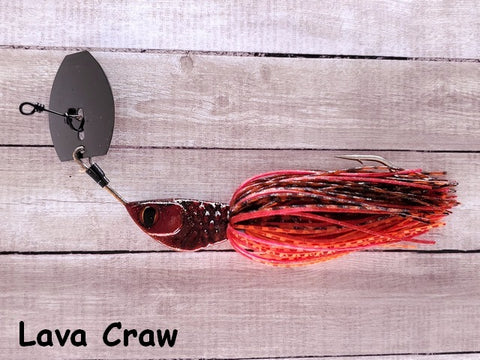 Tournament Series Bladed Swim Jig