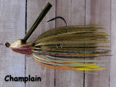 Stealth Swim Jig
