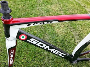 Somec SPAD memorial frame/fork/HS