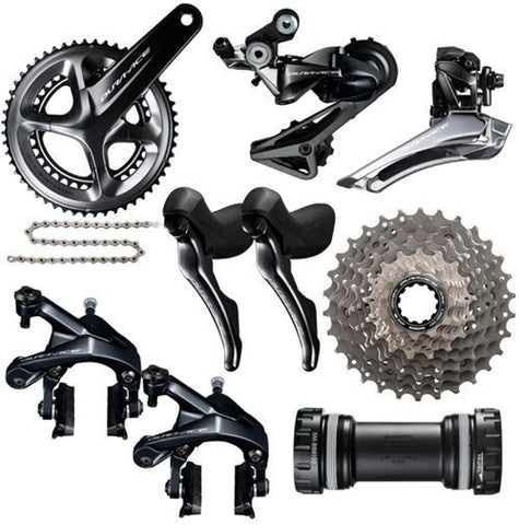 Shimano Dura Ace 9100 8pc Build Kit