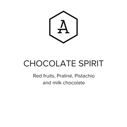 Apex Coffee - Chocolate Spirit