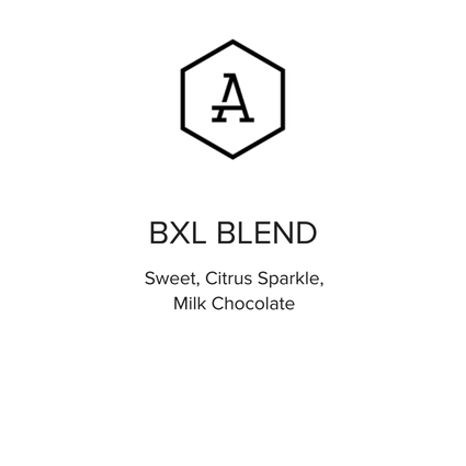 Apex Coffee - BXL Blend