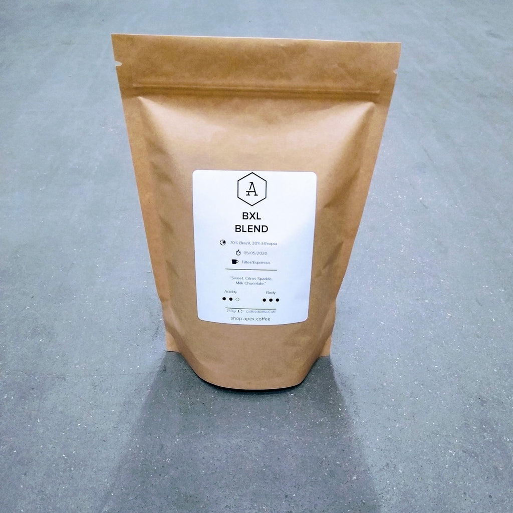 Apex Coffee BXL Blend