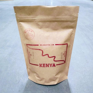 Apex Coffee Distributors - Belga - Kenya, Chalem PB