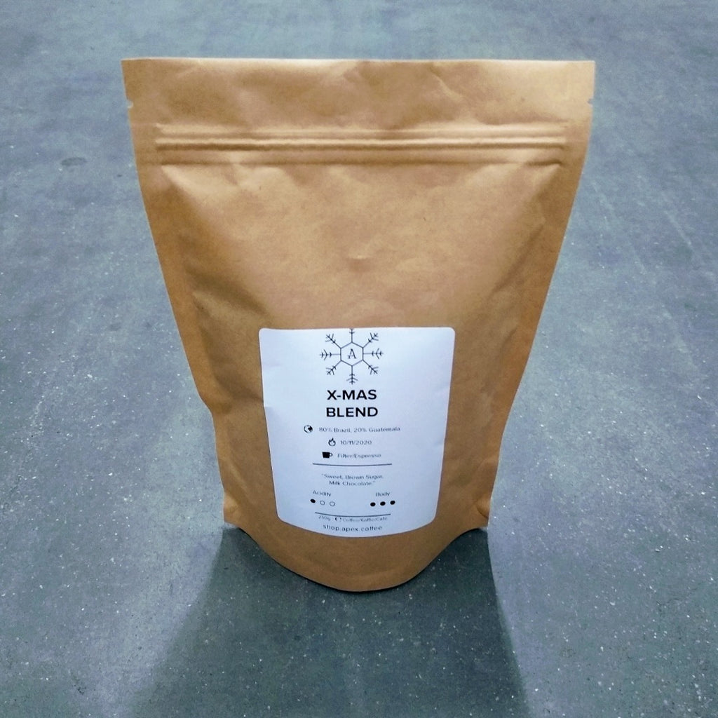Apex Coffee - Xmas Blend