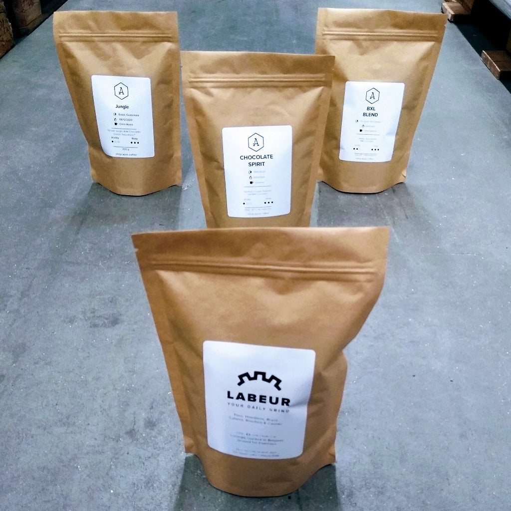 The Gateway: 4 Coffees Introduction Combo