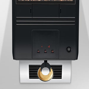 Jura A1 Piano Black Full Automatic Espresso Machine Beverage Selector