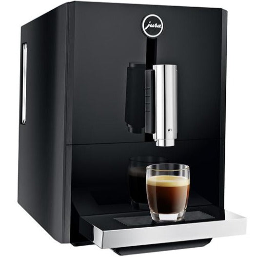 Jura A1 Piano Black Full Automatic Espresso Machine