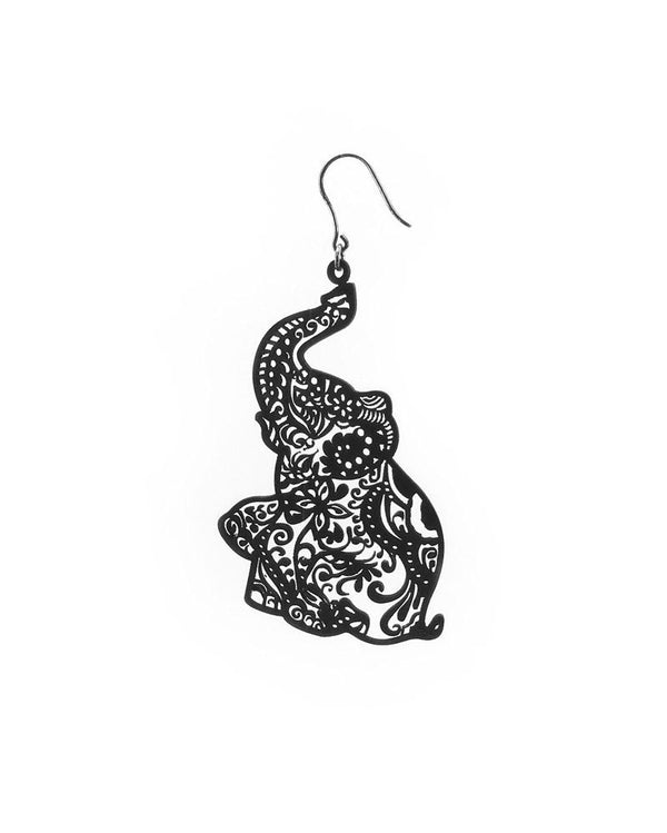 Ganesh Recycled Earring