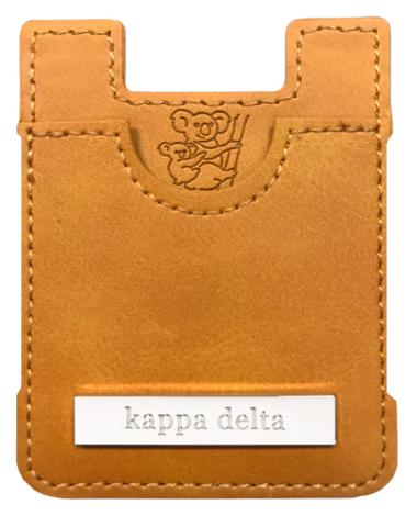 New Leather-Style Koala Pouches!