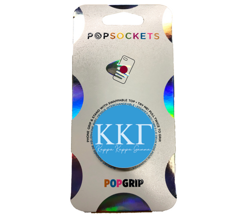 Kappa Kappa Gamma 2-Color PopSocket