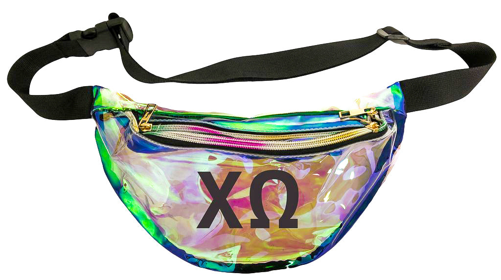 Chi Omega Fanny Pack Waist Pack