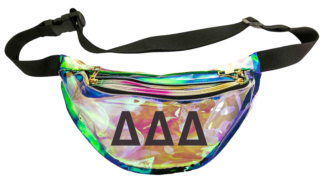 Tri Delta Fanny Pack Waist Pack