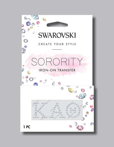 Kappa Alpha Theta Sorority Shop Swarovski Crystals