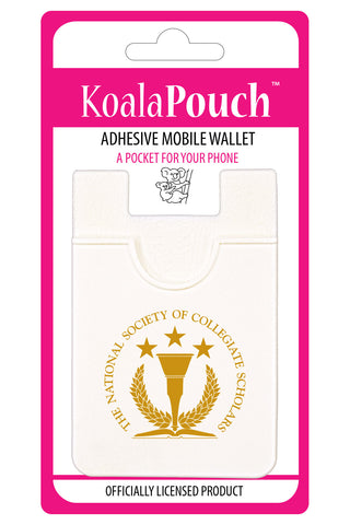 Original National Society of Collegiate Scholars Koala Pouch