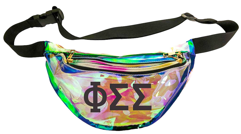 Phi Sigma Sigma Fanny Pack Waist Pack