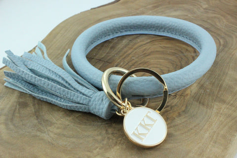 Kappa Kappa Gamma Bangle Sorority Keychain