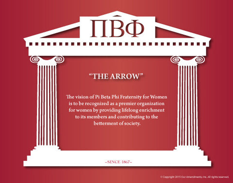 Pi Beta Phi <br> Mission Poster