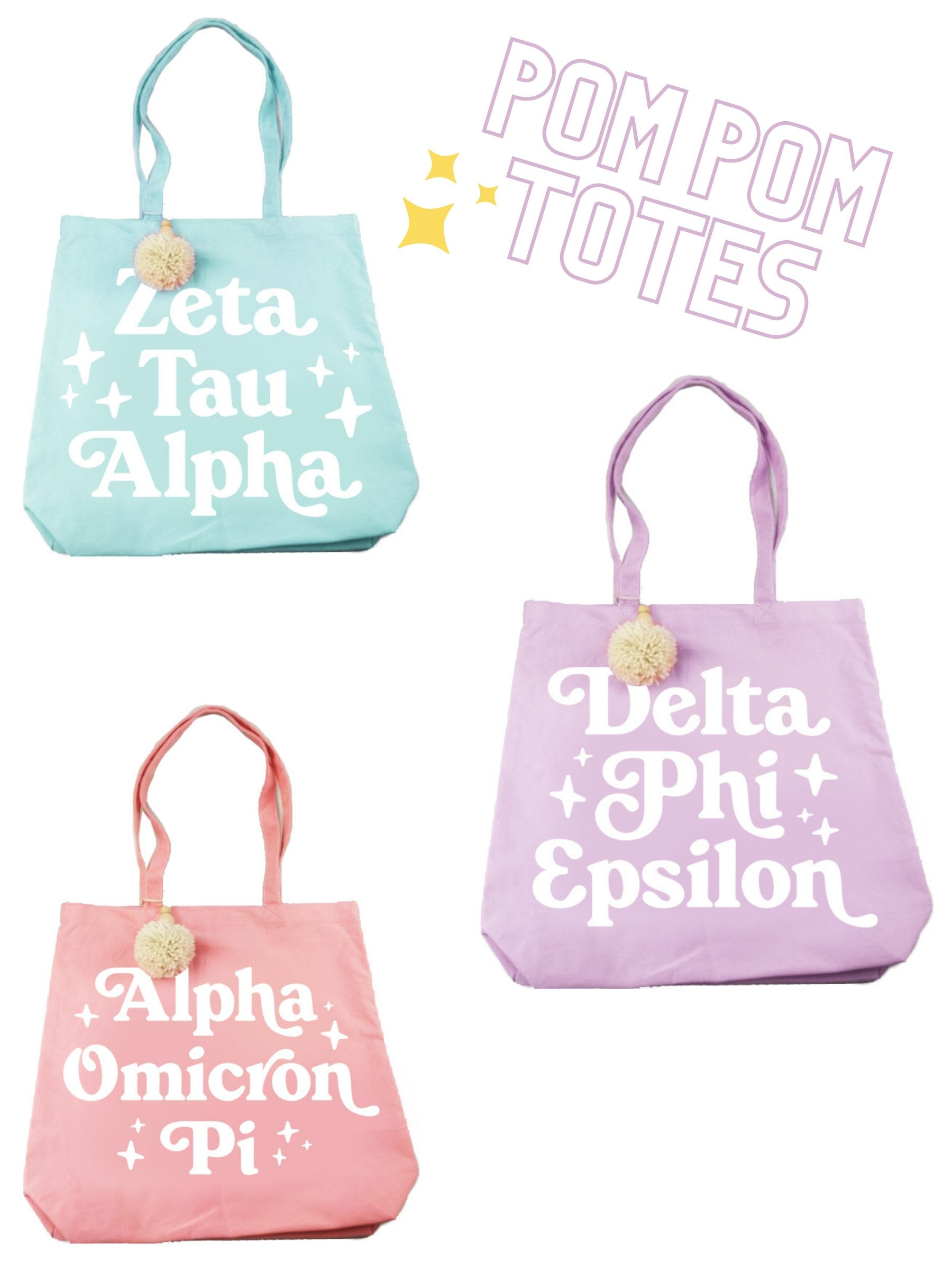 Retail Locations Currently carrying our Sorority Merchandise!