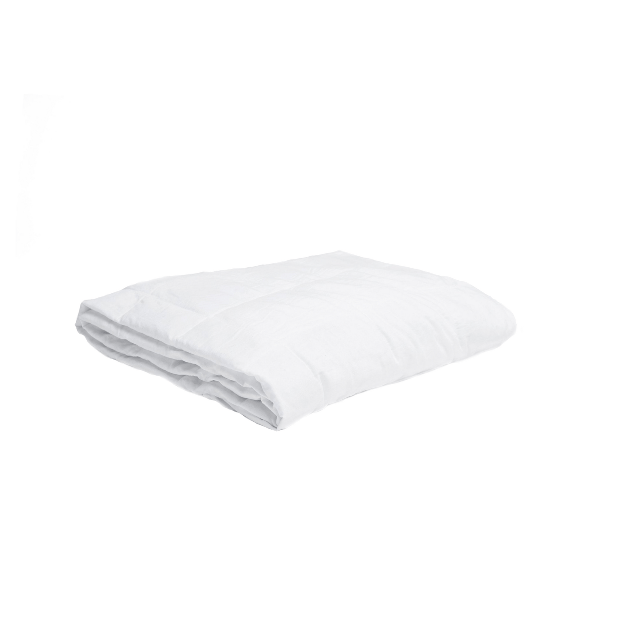 Coolmax Weighted Blanket White For Adults Designed To Improve Sleep