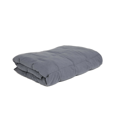 Charcoal Weighted Blanket Weighted Blanket Weighting Comforts