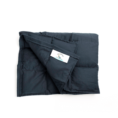 Travel Size Weighted Blanket Weighting Comforts
